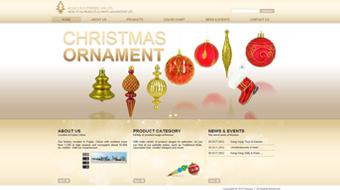 Honour Enterprise - Web Design with CMS system development