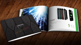 Odoyo - Booklet Design