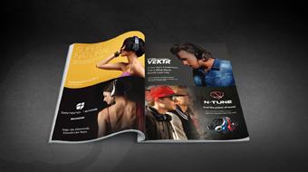 Dah Chong Hong - A4 Leaflet Design