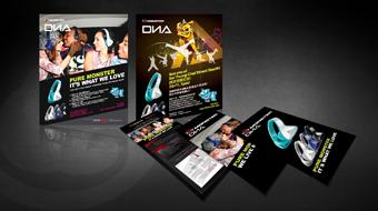 Dah Chong Hong - Monster Event Visual Design