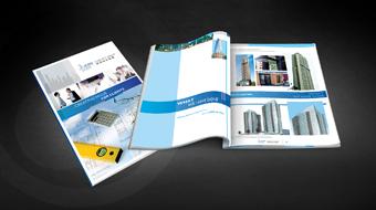 Icon City Holding - Brochure Design
