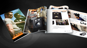 TDK - Brochure Design