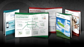COL Limited - Brochure Design