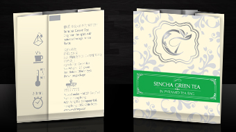 Wah Fong Tea - Package Design