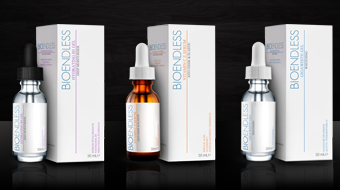 BIOENDLESS - Package and Label Design