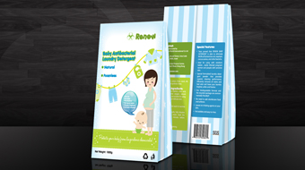 Renew - Package Design