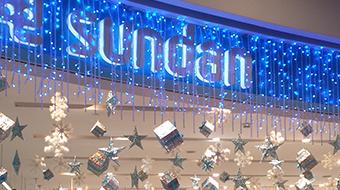 Sundan - Christmas Shop Design