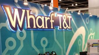 Wharf T&T Ltd. - Booth Design