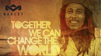 Bob Marley - eDM Design