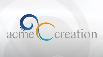Acme Creation - Logo and Namecard Design