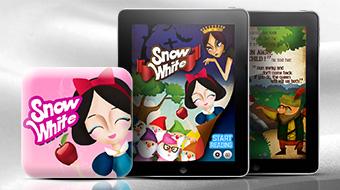 Galaxy (Asia) Ltd. - Snow White e-learning book