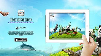 Ocean Park Conservation Foundation - iPad Apps