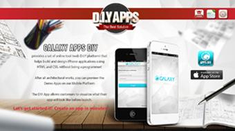 GALAXY DIY Apps - DIY App Solution